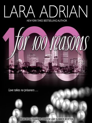 cover image of For 100 Reasons