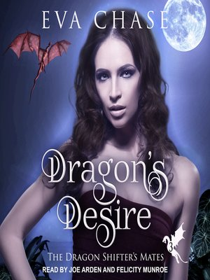 cover image of Dragon's Desire--A Reverse Harem Paranormal Romance