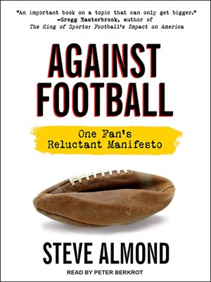 cover image of Against Football
