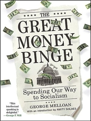 cover image of The Great Money Binge