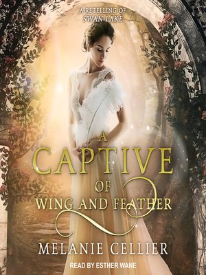 cover image of A Captive of Wing and Feather--A Retelling of Swan Lake