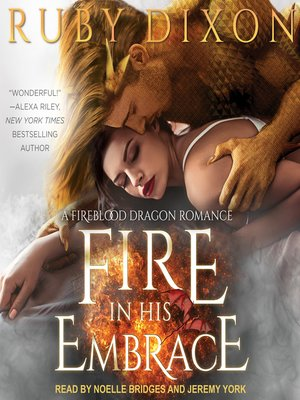 cover image of Fire In His Embrace