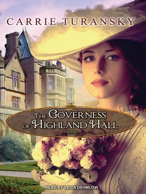 cover image of The Governess of Highland Hall
