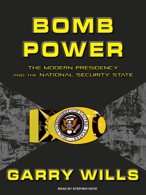 cover image of Bomb Power