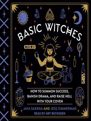 cover image of Basic Witches