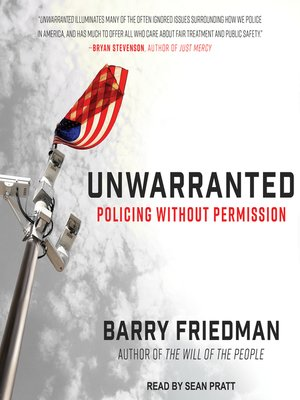 cover image of Unwarranted