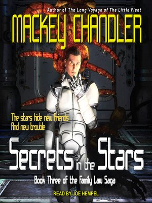 cover image of Secrets in the Stars