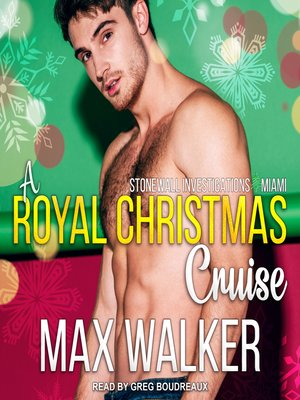 cover image of A Royal Christmas Cruise