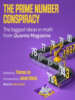 cover image of The Prime Number Conspiracy