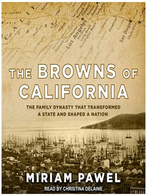 cover image of The Browns of California