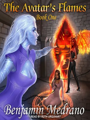 cover image of The Avatar's Flames