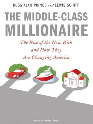 cover image of The Middle-Class Millionaire