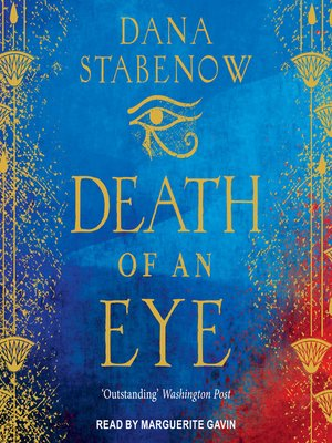 cover image of Death of an Eye