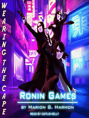cover image of Ronin Games