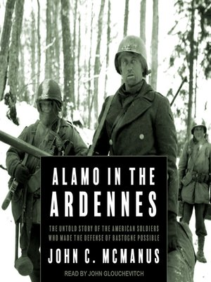 cover image of Alamo in the Ardennes