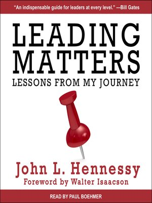 cover image of Leading Matters