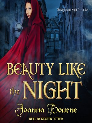 cover image of Beauty Like the Night