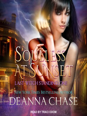 cover image of Soulless at Sunset