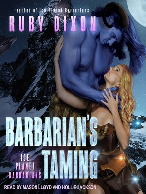 cover image of Barbarian's Taming