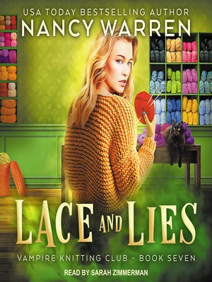 cover image of Lace and Lies