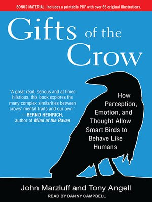 cover image of Gifts of the Crow