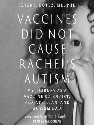 cover image of Vaccines Did Not Cause Rachel's Autism