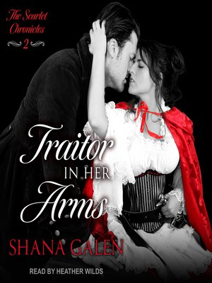 cover image of Traitor In Her Arms