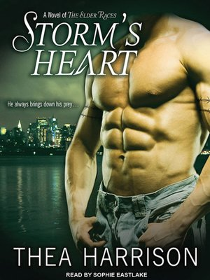 cover image of Storm's Heart