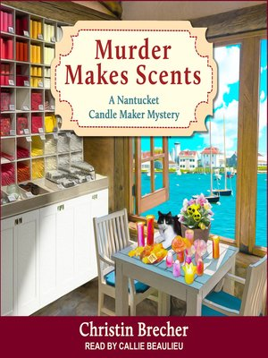 cover image of Murder Makes Scents