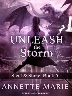cover image of Unleash the Storm