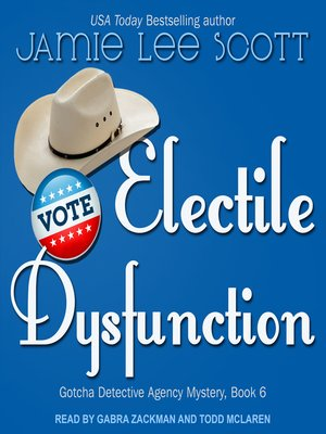 cover image of Electile Dysfunction