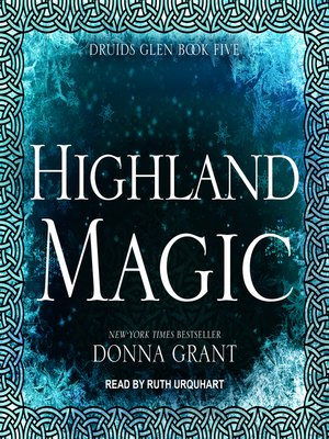 cover image of Highland Magic
