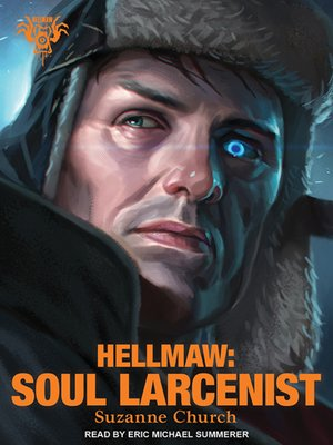 cover image of Soul Larcenist