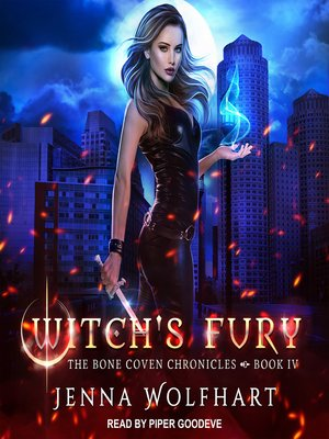 cover image of Witch's Fury