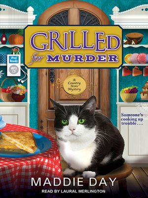 cover image of Grilled For Murder