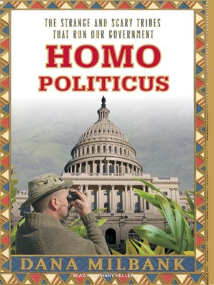 cover image of Homo Politicus