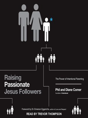 cover image of Raising Passionate Jesus Followers