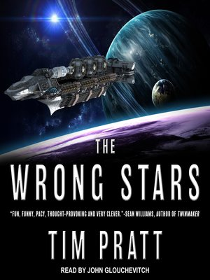 cover image of The Wrong Stars