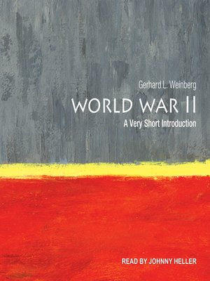 cover image of World War II