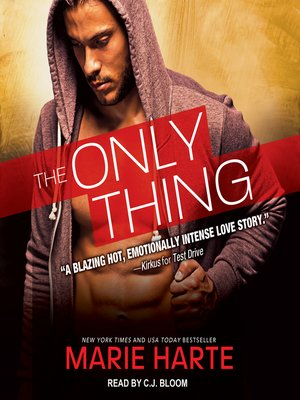 cover image of The Only Thing