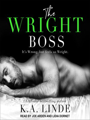 cover image of The Wright Boss