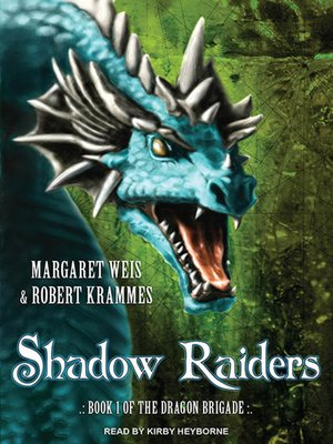 cover image of Shadow Raiders--Book 1 of the Dragon Brigade