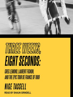 cover image of Three Weeks, Eight Seconds