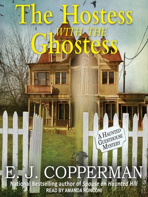 cover image of The Hostess with the Ghostess
