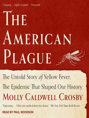 cover image of The American Plague