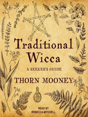 cover image of Traditional Wicca
