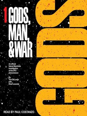 cover image of Sekret Machines--Gods