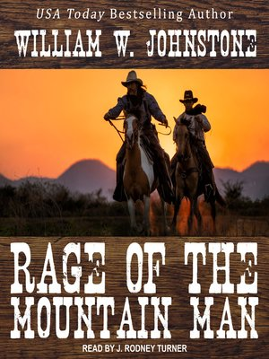 cover image of Rage of the Mountain Man