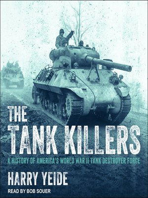 cover image of The Tank Killers