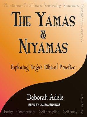 cover image of Yamas & Niyamas